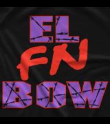Chris Hero EL F'N BOW T-shirt