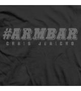 Chris Jericho Arm Bar T-shirt