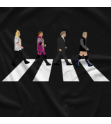 Chris Jericho Abbey Road Jericho T-shirt
