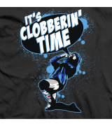 Clobberin' Time