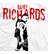 Davey Richards Splatter T-shirt