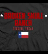 Steve Austin BSR Flag T-shirt