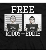 FREE Roddy and Eddie T-shirt