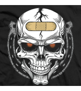 Steve Austin BSR Good Luck T-shirt