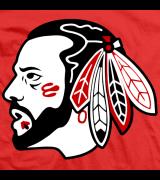 CM Punk Hawks T-shirt