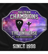 Tag Champs of the Universe