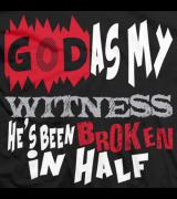 Broken in Half