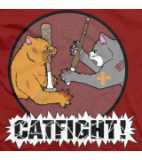 Joey Styles Catfight! T-shirt