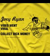 Joey Ryan Dick Money T-shirt