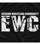 Extreme Wrestling CommunityT-shirt