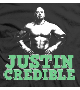 A Justin Credible Pose