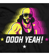 Macho Man Oooh Yeah T-shirt