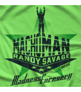 Randy Savage Top Rope Macho Man T-shirt