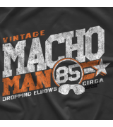 Randy Savage Vintage Macho Man T-shirt