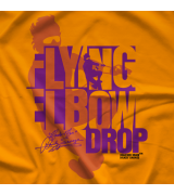 Randy Savage Flying Elbow Drop T-shirt