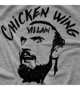 Chicken Wing Villain T-shirt