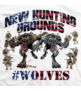 Davey Richards New Hunting Grounds T-shirt