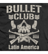 Bullet Club Latin America (Front Only)