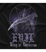 New Japan Pro Wrestling Evil T-shirt