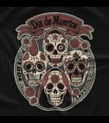 LIJ Day Of The Dead T-shirt