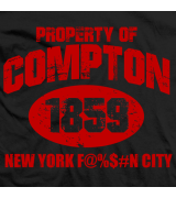Property of Compton