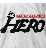 Chris Hero Pro Wrestling Hero T-shirt