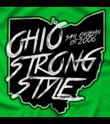 Sami Callihan Ohio Strong Style T-shirt