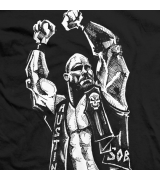 Steve Austin Drawing T-shirt
