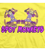 Young Bucks Spot Monkeys T-shirt