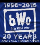 Stevie Richards BWO 20th Anniversary T-shirt