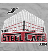 The Steel Cage Logo