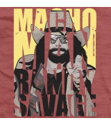 Macho Man Vintage Randy T-shirt