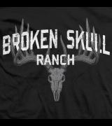 Steve Austin Whitetail Skull T-shirt