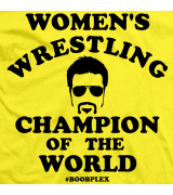 Women's Wrestling Champ