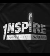 Zach Gowen 1NSPIRE T-shirt