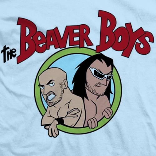 2 Angry Beaver Boys