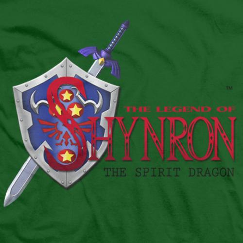 The Legend Of Shynron