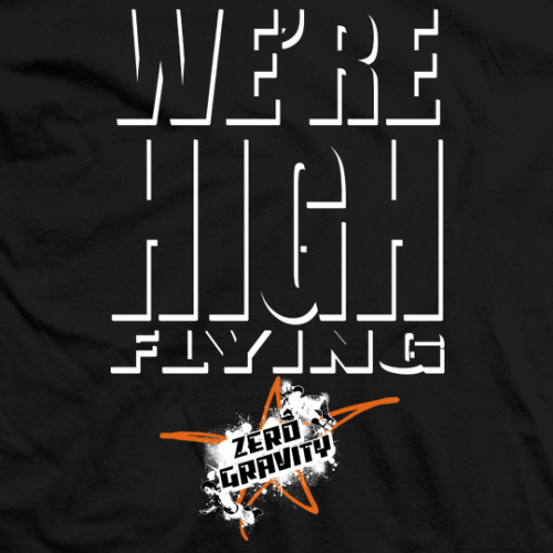 We're HIGH Flying