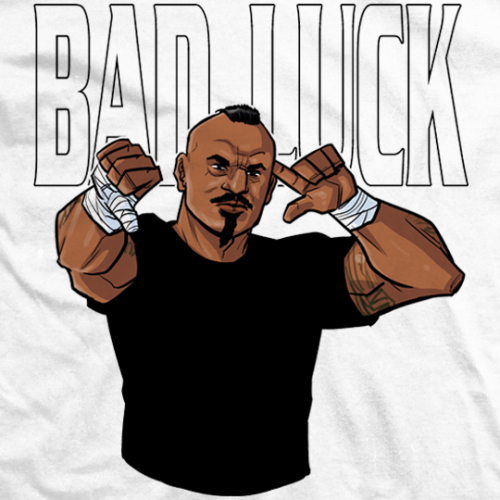 Bad Luck Fale T-shirt