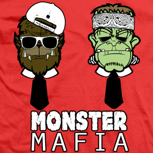 Monster Mafia Logo