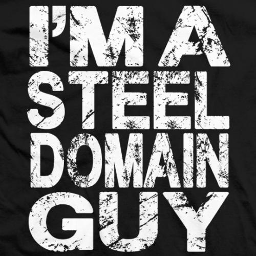 I'm A Steel Domain Guy