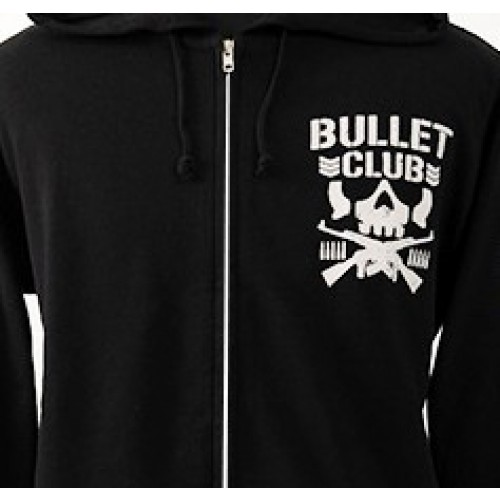 Bullet Club Zip Hooded Sweatshirt