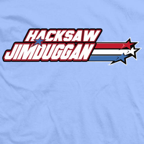 Hacksaw Hero T-shirt