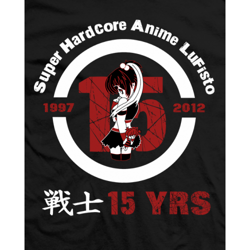15th Anniversary T-shirt Dark
