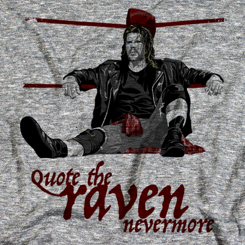 Raven's Corner by 500 Level T-shirt