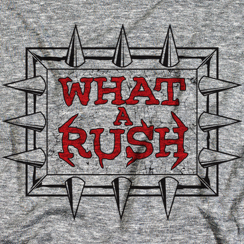Rush Vintage K by 500 Level T-shirt