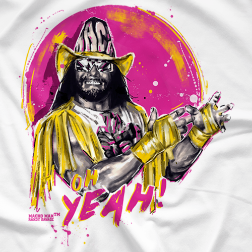 Randy Savage Yeah Y