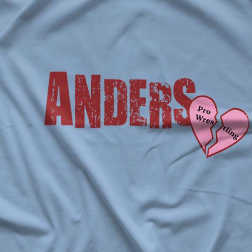 Aaron Anders Broke My Heart T-shirt