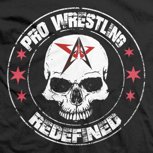 usa wrestling emblem aaw wrestling t shirts