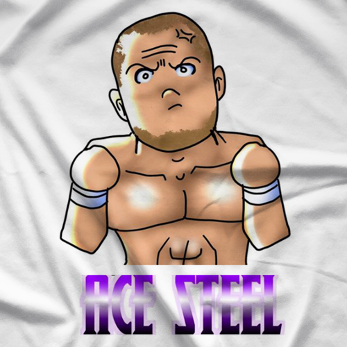 Ace Steel Two Fists T-shirt